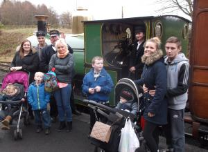 Dads and Mams at Beamish Museum