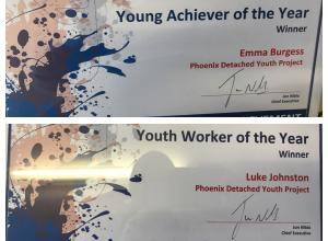 NEyouth Projects with Pride Awards
